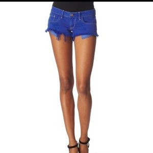 Wildfire cut off shorts